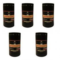 Combo 5 produtos Anabolizante Capilar Prolinehair - Prolinehair