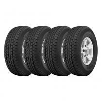 Combo com 4 Pneus 265/65R17 Bridgestone Fuzion SUV H/T 112T -