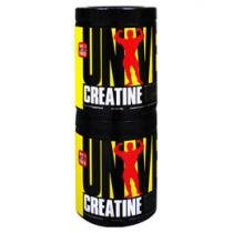 Combo Creatine Powder (Creatina em Pó) 400g - Universal Nutrition