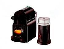 Combo Nespresso Inissia Preta  Aeroccino3 A3R 110V - Nespresso