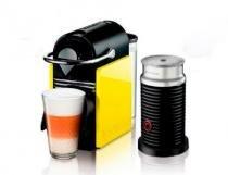 Combo Nespresso Pixie Clips Preto e Lima A3R 110V - Nespresso
