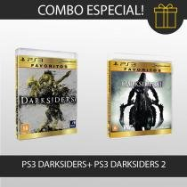 COMBO PS3 DARKSIDERS FAVORITOS - Nordic Games