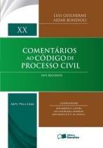 Comentarios ao codigo de processo civil - Saraiva editora