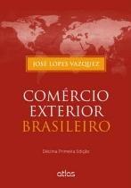 Comércio Exterior Brasileiro - Atlas