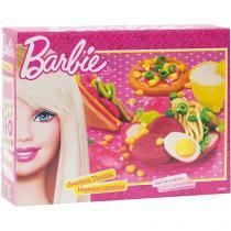 Comidinha Divertida Barbie Massinhas e Acessórios - Fun