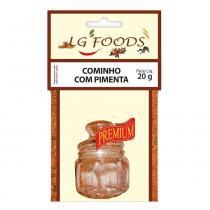 Cominho e Pimenta 20g - LG Foods -