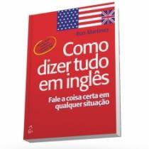 Como Dizer Tudo Em Ingles - Ltc - 952889