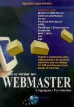 Como se tornar um webmaster - Brasport