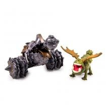 Como Treinar o Seu Dragão 2 Dragões de Batalha Gronckle vs  Gronckle Cannon - Sunny -
