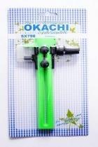 Compasso Cortador SX798 Verde Okachi -