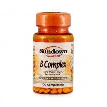 Complexo B 100 comprimidos - Sundown - Sundown