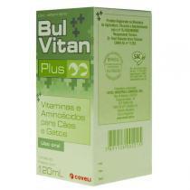 Complexo Vitamínico Coveli Bulvitan Plus - 120 mL -