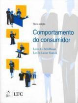 Comportamento do consumidor - 9ª ed - Livros tec. e cientificos (grupo gen)