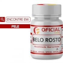 Composto Anti Manchas Faciais  Belo Rosto  30 Cápsulas - Oficialfarma