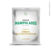 Composto Fibras Multifuncionais 60 Sachês - Super Manipulados - Miligrama