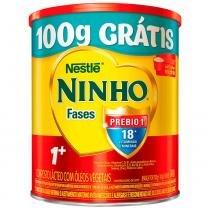 Composto lácteo nestlé ninho fases 1+ leve 800 pague 700g - Nestlé