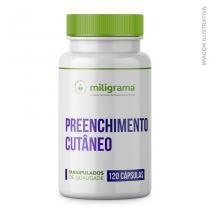 Composto para Autopreenchimento Cutâneo Collyss 500mg + Cartidyss 150mg + Vitamina C 200mg Cápsulas - Miligrama