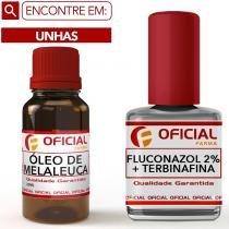 Compostos Auxiliares No Tratamento De Micose 2 Itens - Oficialfarma
