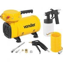 Compressor ar direto 1/2 cv (hp) 23 pcm Vonder -