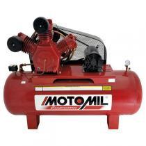 Compressor De Ar 10Hp 220/380V Trifásico Maw40/425 Motomil - Motomil