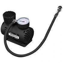 Compressor de Ar + 3 Bicos Adaptadores 12 Volts - Naveg NVA 204