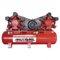 Compressor De Ar 30Hp Trifásico 175 Psi Mawv-120/500 Motomil - Motomil