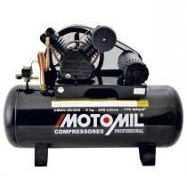 Compressor De Ar 5 Hp Trifásico 380/660V 175 Psi Cmav-20/200 Motomil -