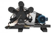 Compressor de ar 60pcm w artesiano ap sp trifásico ip56 - Pressure