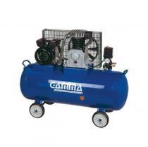 Compressor de Ar a Correia 100 Litros 2 HP - Gamma - 220v - Gamma