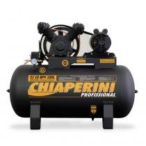 Compressor de ar baixa pressão 10 pés 150 litros trifásico - CJ 10 BPV 150L - Chiaperini - Chiaperini