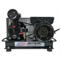 Compressor De Ar Direto 1Hp Monofásico 110/220 Cmi-3.0/Ad Motomil - Motomil