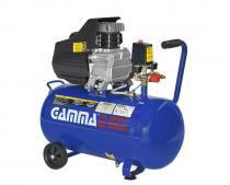 Compressor de ar gamma 50bivolt 2 hp 50 l monofásico - Gamma