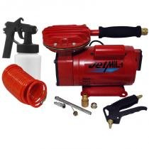 Compressor de Ar Motomil 1/3HP Jet Mil - 13190.2