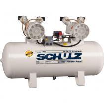 Compressor Odontológico Schulz MSV 12/200 110/220V Monofásico - Schulz