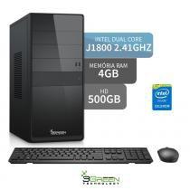 Computador 3green Triumph Intel Dual Core 4GB 500GB - 3green technology