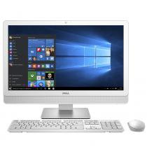 "Computador All In One Dell Inspiron IOne-3464-A20 Core I5 4GB 1TB LCD 23,8"" Win 10 Branco -"