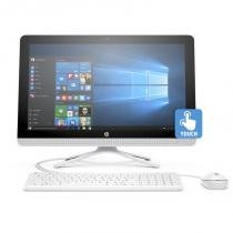 Computador ALL IN ONE HP Touch Intel Quad Core 4GB HD 1TB Windows 10 22-B013W -