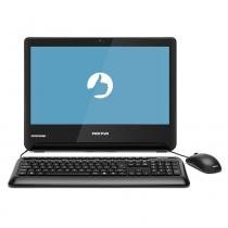 Computador All in One Positivo Master U1300, Intel Celeron, 4GB, HD 500GB, Tela 18.5, Wi-Fi, Linux -