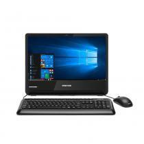 "Computador All in One Positivo Master U1300, Intel Pentium, 4GB, HD 32GB, Tela 18.5"", Windows 10 Pro -"
