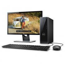 "Computador Dell Inspiron INS-3470-M20M 8ª Geração Intel Core i3 4GB 1TB Windows 10 Monitor 21,5"" -"