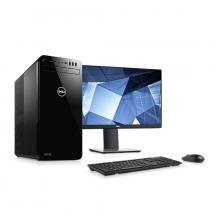 Computador Dell XPS-8930-A4GMM 8ª Geração Intel Core i5 8GB 1TB GeForce GTX 1050Ti Windows 10 + Monitor -