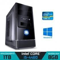 Computador Duststorm Intel Core i5, 8GB Ram, HD 1TB, Windows 10 - Alfatec