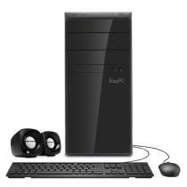 Computador EasyPC Intel Core i5 3.6GHZ 4GB DDR3 HDMI HD 320GB mouse teclado -