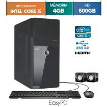 Computador EasyPC Intel Core I5 4GB 500GB -