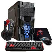 Computador Gamer AMD ATHLON QUAD-CORE 5150, 500GB, 4GB, HDMI, RADEON R3 SÉRIES - G-fire