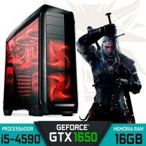 Computador Gamer Intel Core i5, Geforce GTX 1060 3Gb, 16GB Ram, HD 2TB - Alfatec