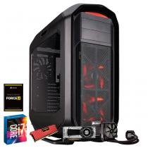 Computador Gamer MegaMamute GeForce GTX 1080 Ti Founders Corsair Megalosaurus Core i7 32GB 240GB SSD - Megamamute