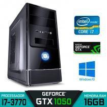 Computador Gráfico Intel Core i7, 16GB Ram, HD 1TB, Geforce GTX 1050, Windows 10 - Alfatec