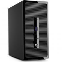 Computador hp prodesk 400 sff g3 t4l50lt, intel core i5, ram 4gb, hd 500 gb, windows 10 pro - Hp