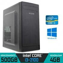 Computador Intel Core i3, 4GB Ram, HD 320, Windows 7 - Alfatec